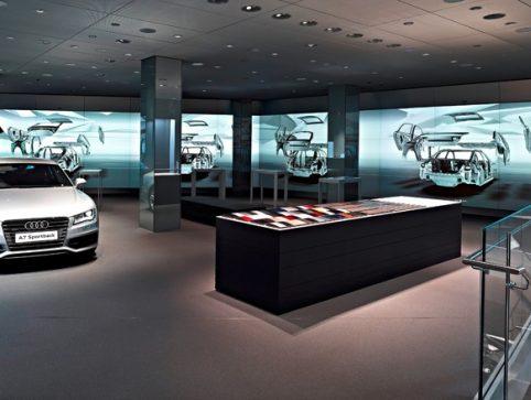 Audi City 1