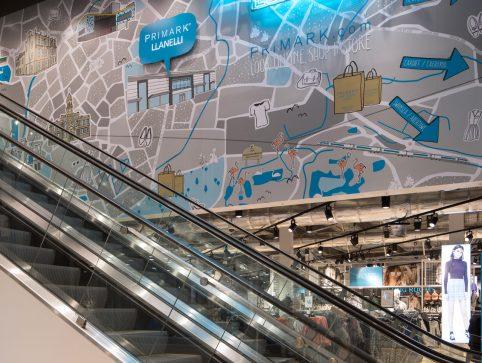 Cl9 Llanelli Photo 6695 Escalators